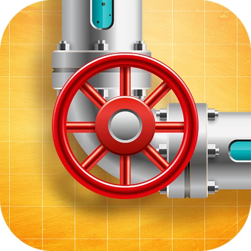 Pipes Puzzle Game