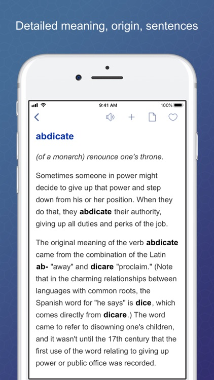 Vocabulary for IELTS test screenshot-4