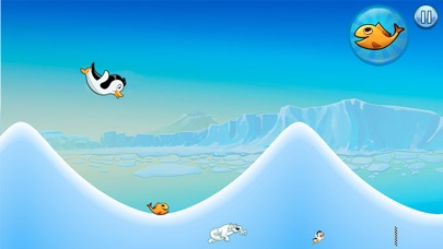 Racing Penguin: Slide and Fly! iPhone