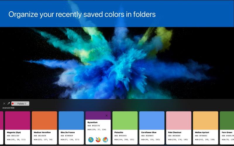 Pikka for Mac 1.4.4 破解版 – 简洁易用的菜单栏图标屏幕取色器-麦氪派(WaitsUn.com)