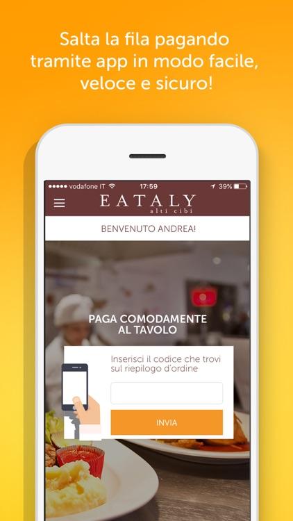 Eataly Pay screenshot-3