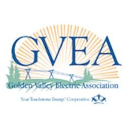 Golden Valley Electric Association logo