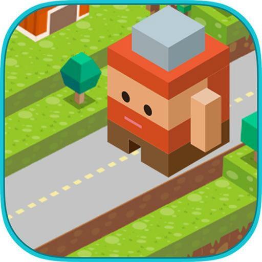Block Man Sky Tower icon
