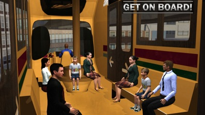Elevated Train Simulator 3D screenshot four