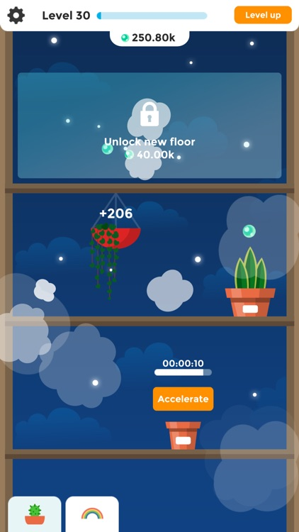Terrarium: Garden Idle screenshot-0