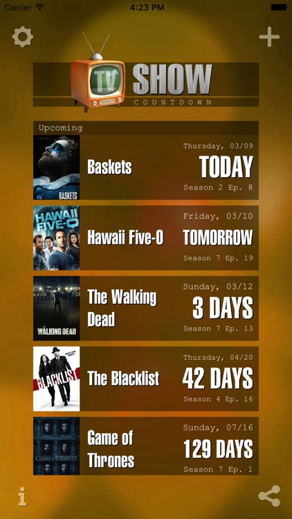 TV Show Manager screenshot-4