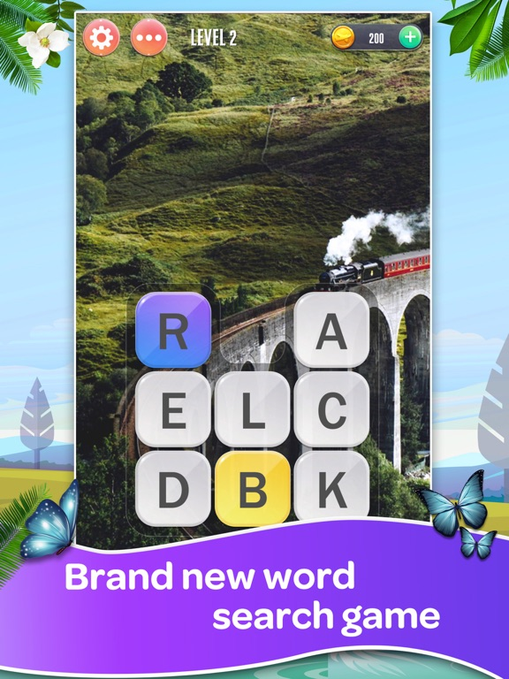Word View - Link Search Games screenshot 9