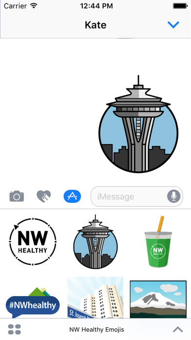 NWhealthy EmojisScreenshot of 3