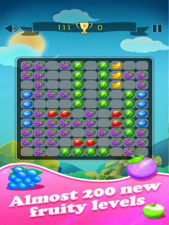 Blitz Fruit Block 1010 screenshot 5