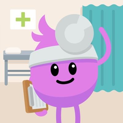 Dumb Ways JR Zany's Hospital ios app