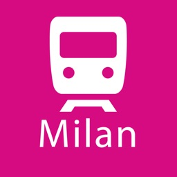 Milan Rail Map Lite