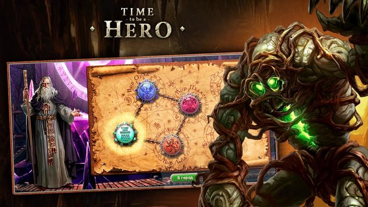 Time to be a Hero screenshot-4