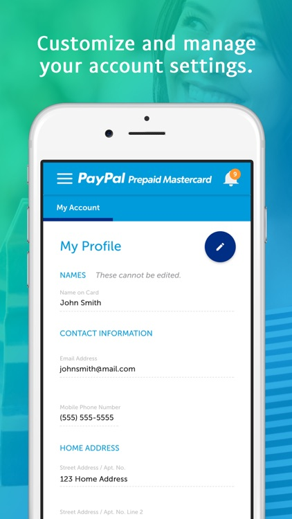 PayPal Prepaid screenshot-4