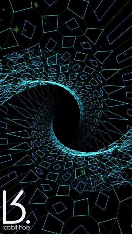 Music Visualizer ~ Rabbit Hole screenshot-4