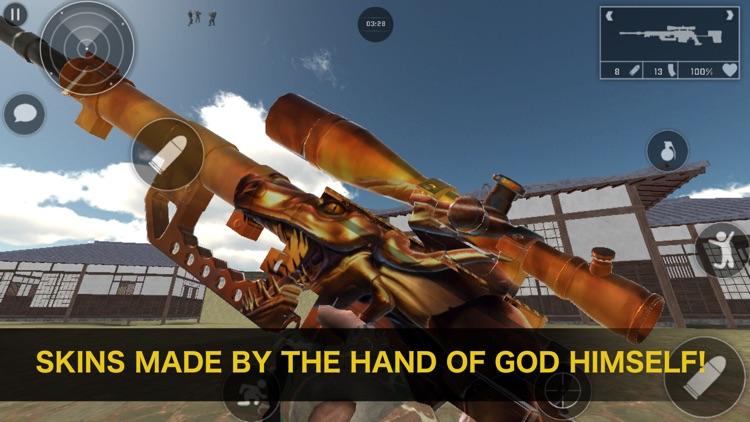 Natural Born Soldier screenshot-3