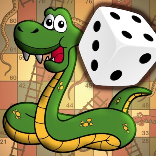 Snakes and Ladders ® icon