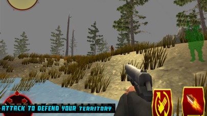 Elite Fury Army Combat screenshot two