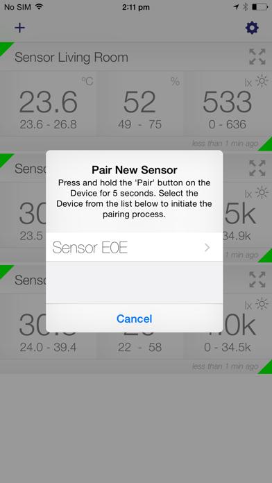 Ambient-Monitorのおすすめ画像1