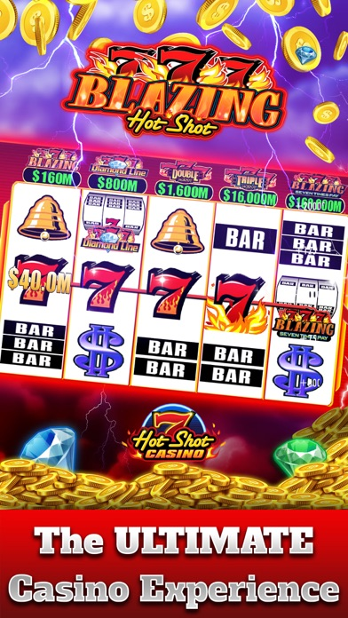 777 Slots - Hot Shot Casino app