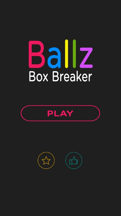 Ballz Box Breaker 2018