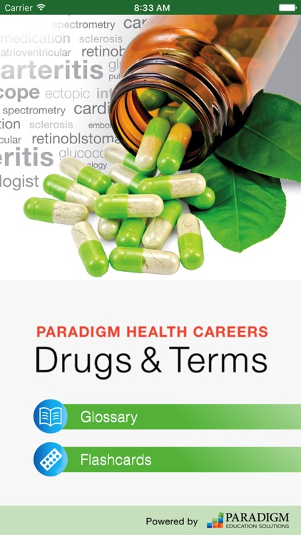 Paradigm Drugs & Terms screenshot-0