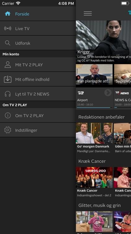 TV 2 Play screenshot-3