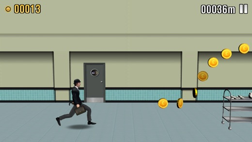 Monty Python's Silly Walks Screenshot