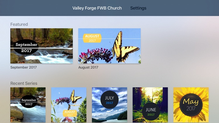 Valley Forge FWB Church