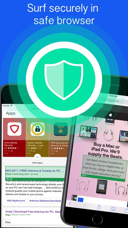 Defender - Adware Security & protected for Mobile
