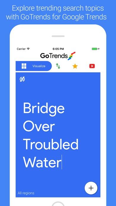 Baixar GoTrends for Google Trends para Android