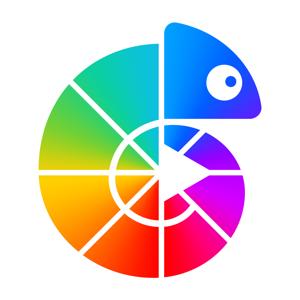 Colorgram: Coloring Book ios app