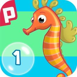 1st Grade Math Pop - Fun math game for kids