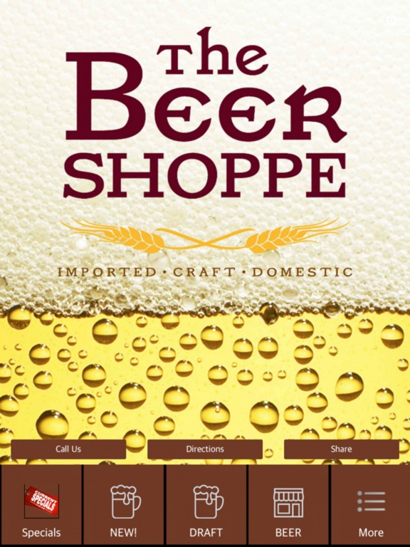 The Beer Shoppe Ardmore-ipad-0