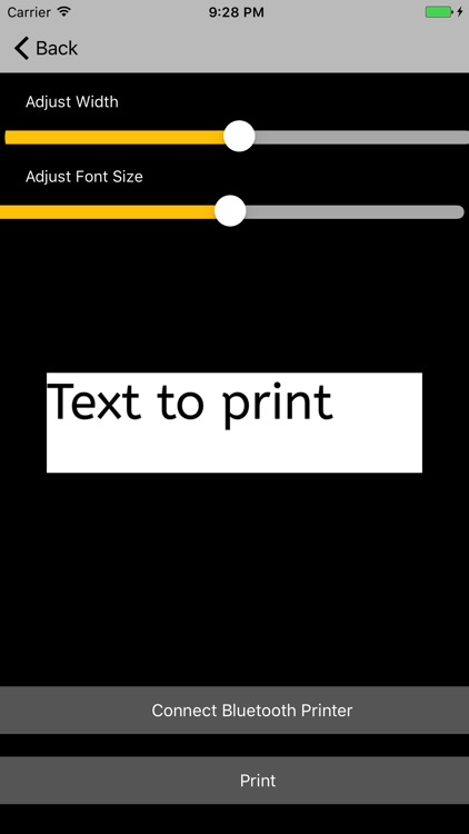 PhonePrint screenshot-2