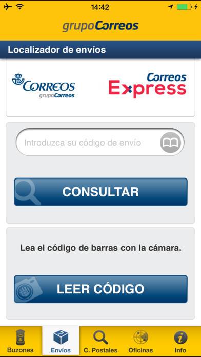 download Correos Info apps 1