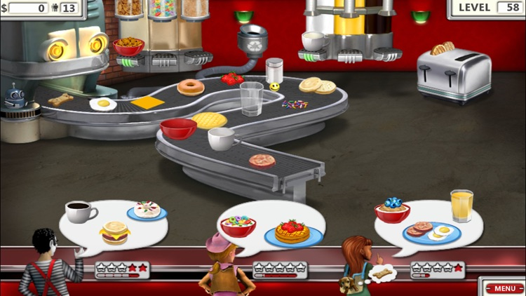 Burger Shop 2 screenshot-1