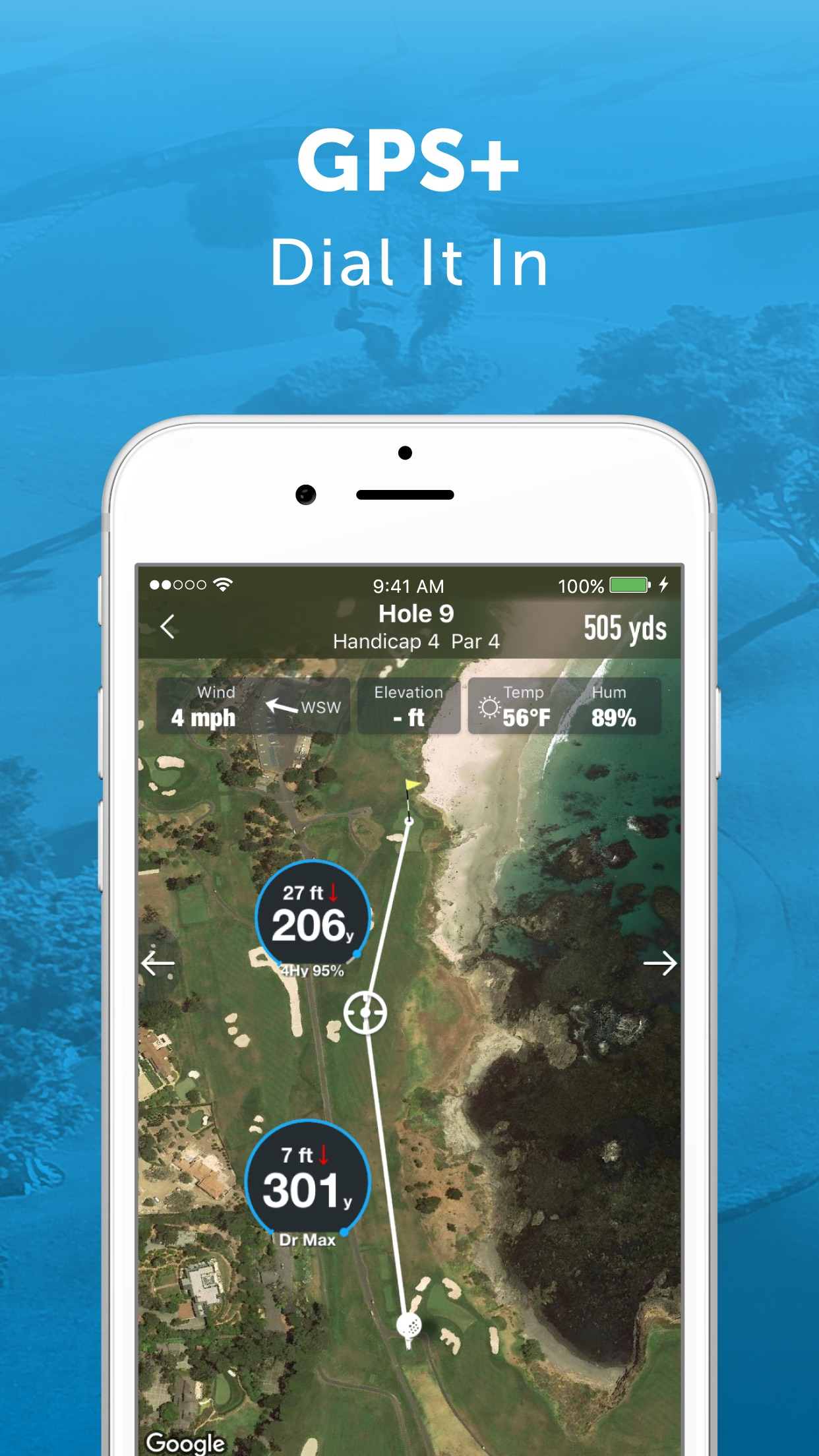18Birdies: Golf GPS App Screenshot