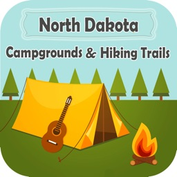North Dakota Camping & Trails