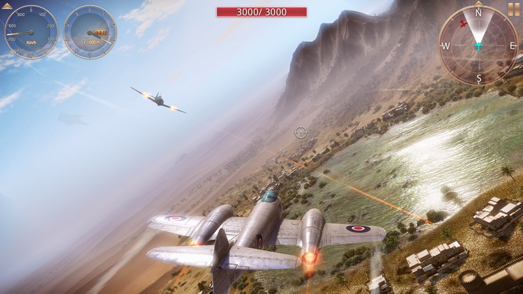 Sky Gamblers - Storm Raiders 2 screenshot-6