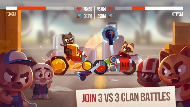 CATS: Crash Arena Turbo Stars screenshot-5