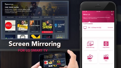 Download Miracast - Mirror for LG TV for Pc