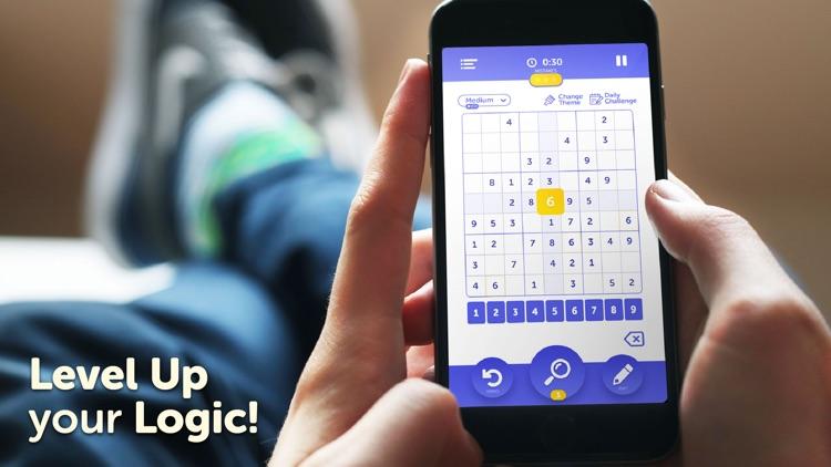 Infinite Sudoku Puzzles screenshot-5