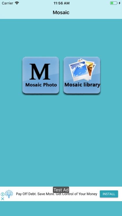 Mosaic Photos - Photo Mosaic