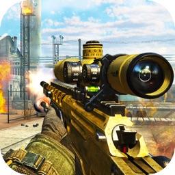 狙击手精英射击枪战游戏