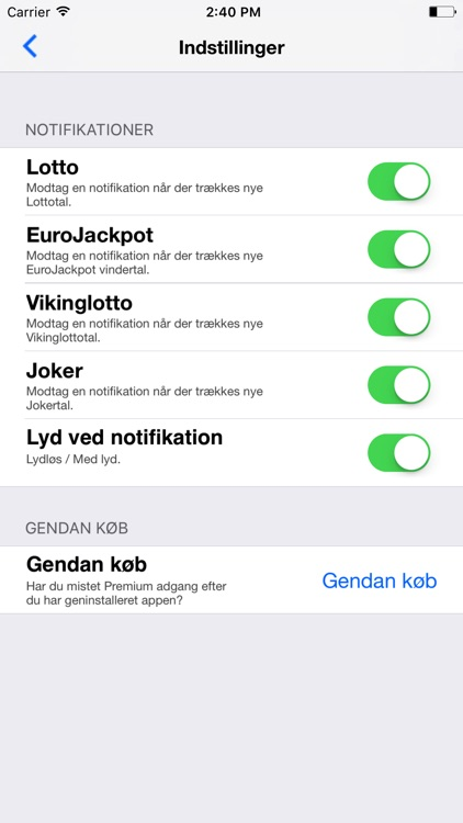 Lotto Scanner DK screenshot-4