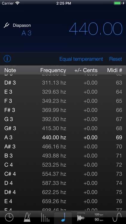 musicMath Touch screenshot-3
