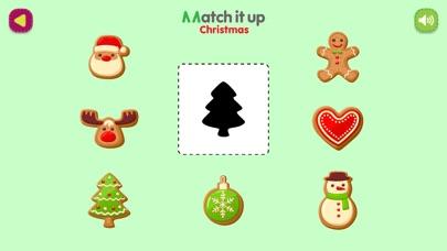Match It Up - Christmas screenshot 4