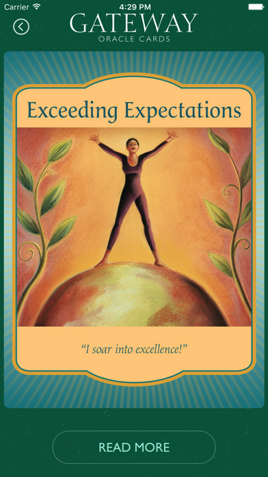 The Gateway Oracle Cards screenshot 4