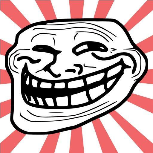 Rage Comics: Sticker Effects