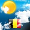 El Tiempo en Bélgica